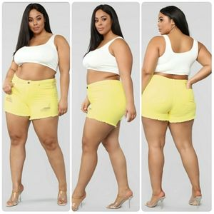 Fashion Nova Shorts